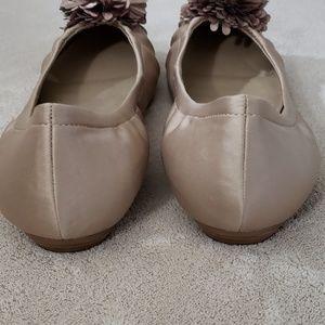 Audrey Brooke Shoes - Audrey Brooke Ballet Slipper Shoes Size 8